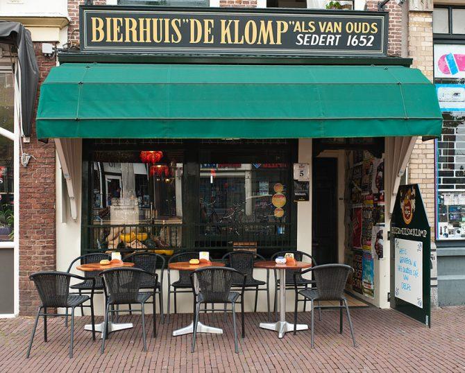 Bierhuis De Klomp