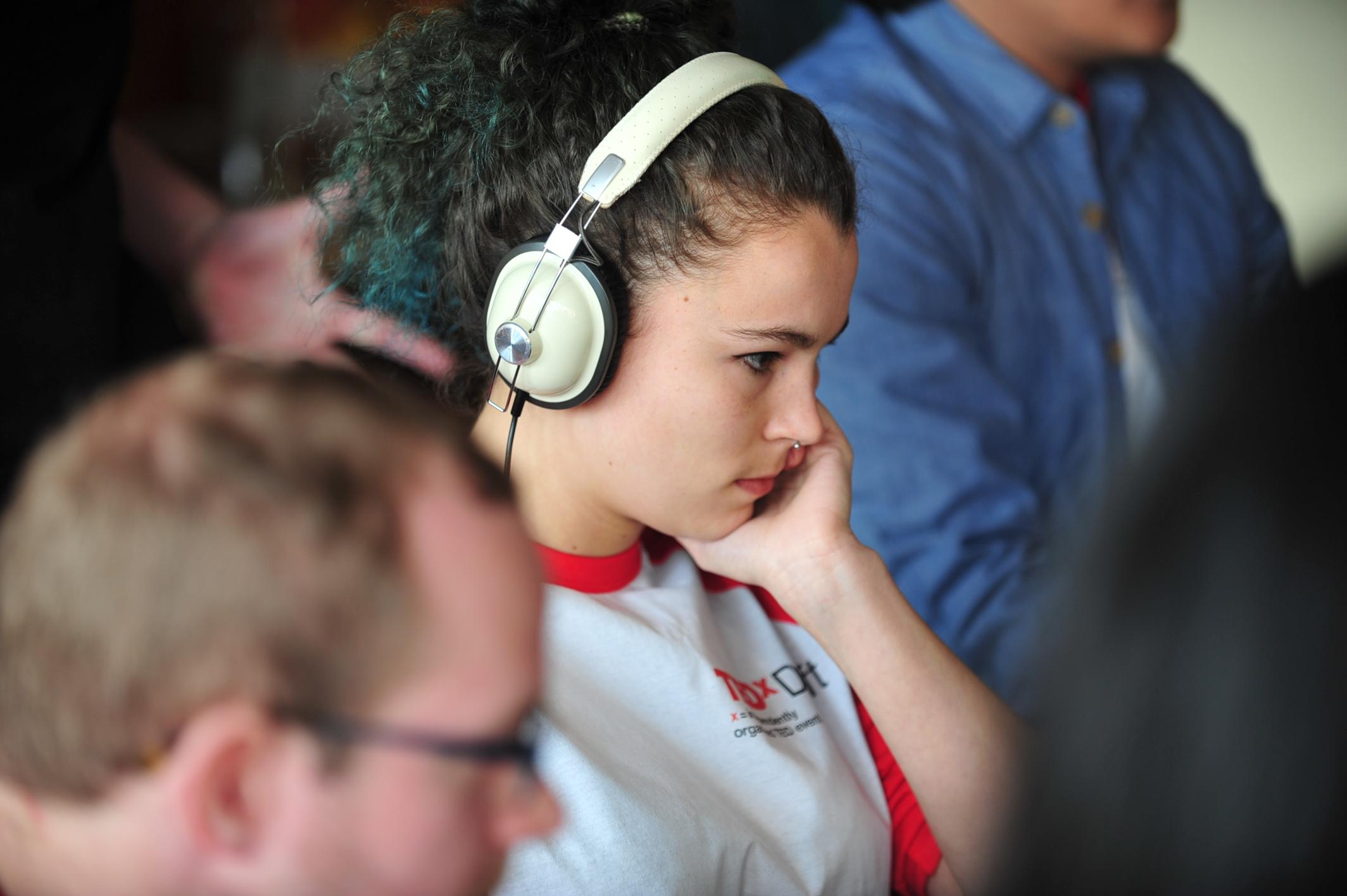 TEDxDelft 2015 Webcare Team