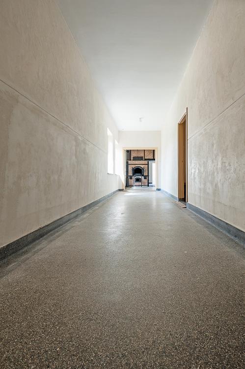 Respectvolle restauratie van crematorium kamp Vught