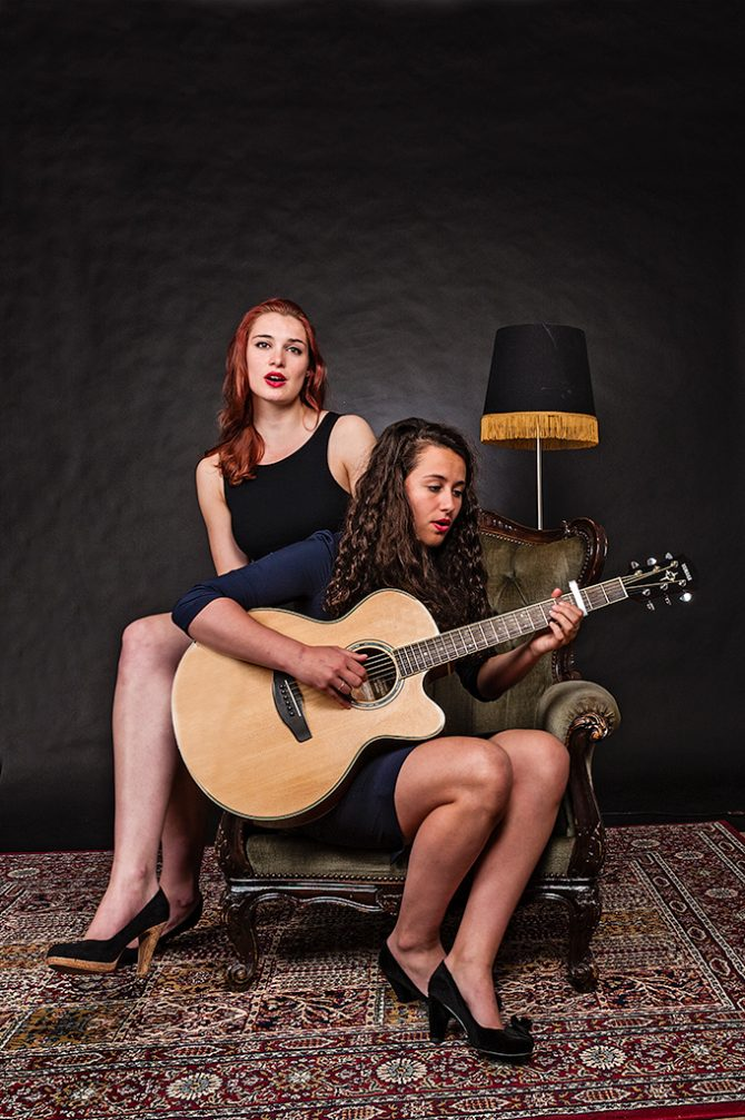 Muzikaal duo In Between